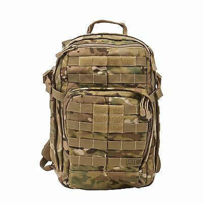 5.11 - 12 backpack Military Hiking pack bag - MultiCam