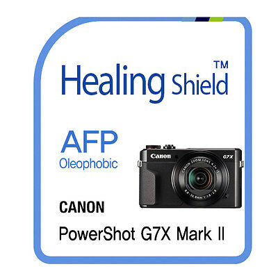 2pcs AFP Screen Protector Clear LCD Film for CANON PowerShot G7X Mark II