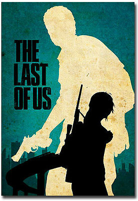 """The Last Of Us Art Fridge Magnet Collectible Size 2.5"""" x 3.5"""""""