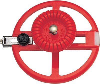 NT Cutter Heavy-Duty Circle Cutter, 1-3/16 Inches 6-5/16 Inches Diameter, 1