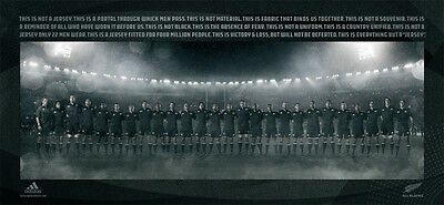 ALL BLACKS 2008 Official Adidas poster