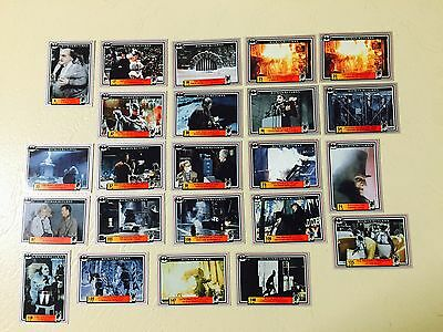 23 x Batman Returns Trading Cards from Year 1992
