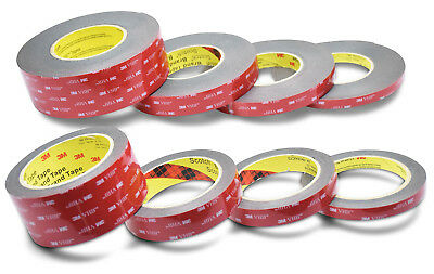 3M 5952 VHB Tape (12mm/18mm/25mm/50mm) Adhesive Foam Mounting Double-sided