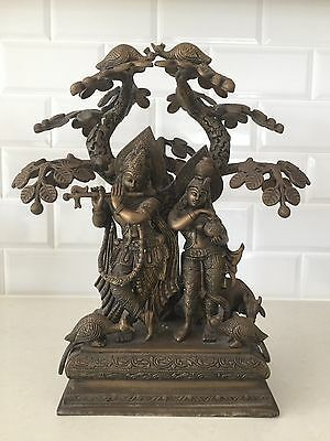 PRICE DROP - Gorgeous Extra Large Brass Statue BARGAIN!!!