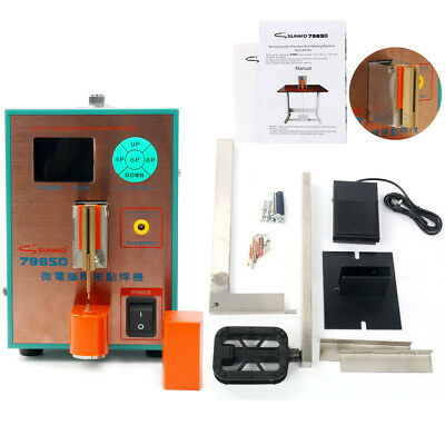 220V Microcomputer Precision Butt Welding Machine for Hardware High Effiency