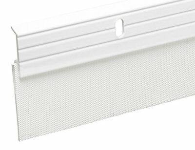 Frost King A79WHA Premium Aluminum and Reinforced Rubber Door Sweep 2-Inch by...