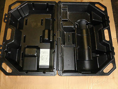 MSA SCBA Hard Polyethylene Carrying Case Excellent Condition