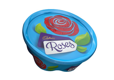 Cadburys Roses Chocolates 660g Tub