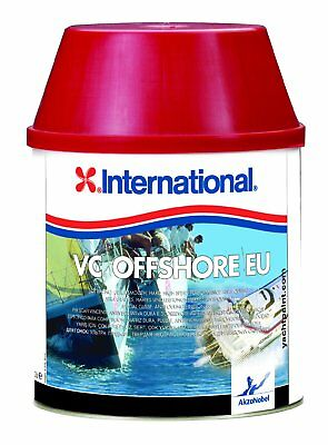 Antisalissure antifouling haute performance  International VC OffshoreEU 2l noir