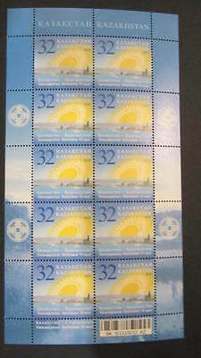 Kazakhstan Kasachstan 2010 MNH** Mi. 686 KB Water agreement