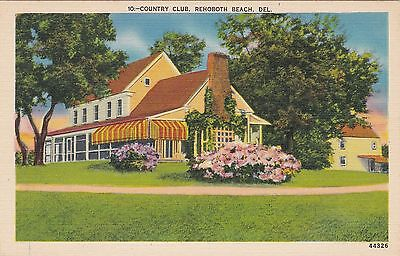 Delaware Rehoboth Beach Country Club sk5493