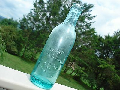 Antique Empire Bottling Works Reading Pa Soda , Beer Bottle, Early Crown Top