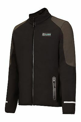 Mercedes AMG Petronas F1 Men's Softshell Jacket - 2016 - clearance price