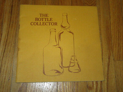 1969 The Bottle Collector by Amor Vienna  Nova Scotia
