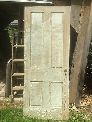Primitive  ARCHITECTURAL SALVAGE WOOD Farm DOOR RUSTIC COUNTRY COTTAGE WEDDING