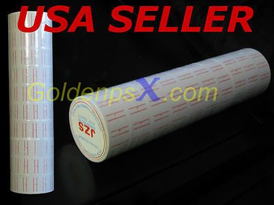 1 tube - 4500  Labels For MX-5500 Price Label Gun