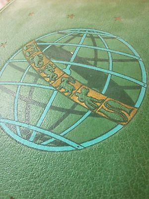 VTG COLLIERS WORLD ATLAS & GAZETTEER COLLIER & SON 1945 HARDCOVER Geography