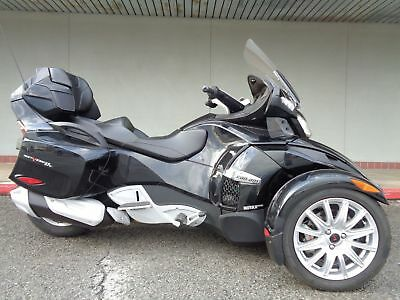 Can-Am Spyder RT  2014 Can-Am Spyder RT SE6 Touring Trike Financing shipping