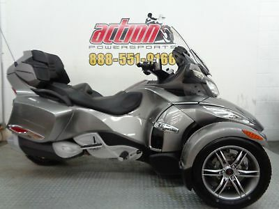 Can-Am Spyder RT-S  2012 Can-Am Spyder RT-S SE5 Trike Touring Financing shipping