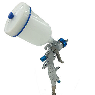 Paint Spray SAT1215 HVLP gravity feed stainless nozzle hvlp Paint Spray