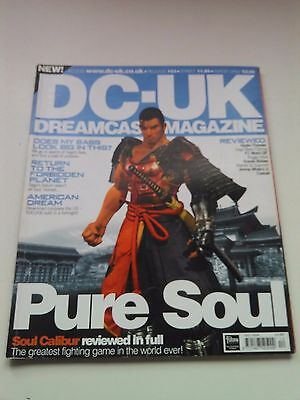 Dreamcast Magazine DC-UK Release 03 November 1999