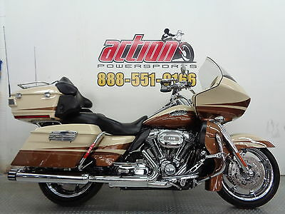 Harley Davidson Road Glide  2011 Harley Davidson CVO Screamin' Eagle Road Glide Ultra Financing shipping