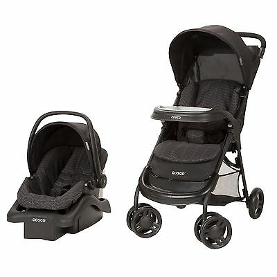 Cosco Lift & Stroll Travel System - Black Arrow - NEW - FREE SHIPPING