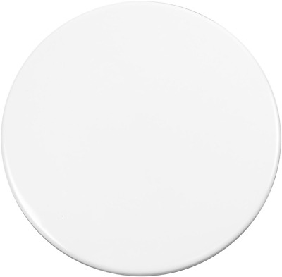 "Heavy Weight Electric Stove Burner Covers 10"" White for Stoves and Ranges NEW"