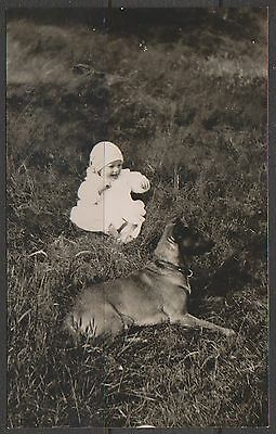 RP PPC BABY & 'HEINZ 57' DOG Unused