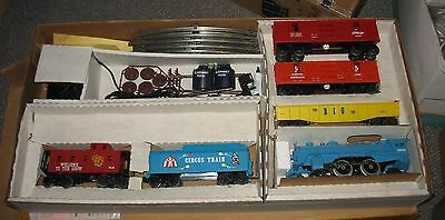 Lionel Sears Circus Set 11770 With Extras