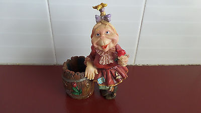 LAAF COLLECTION - TERRA LAVARTICA - FEMALE GNOME Limited Edition 4 of 127
