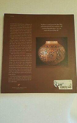 Art of the Hopi Contemporary Journey on Ancient Pathways Paperback Book