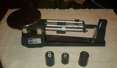My Weigh Triple Beam Balance Scale- Model # Mb-2610 Gram Capacity