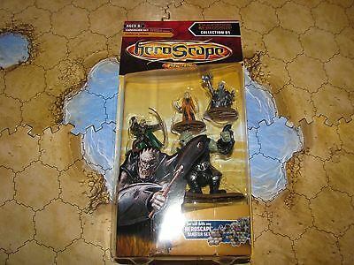 NIB Heroes of Faerun Wave 11 D1 Champions of the Forgotten Realms Heroscape D&D