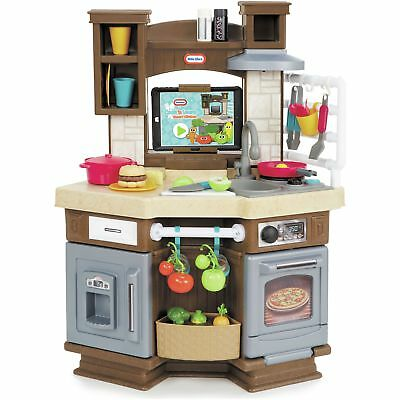 Little Tikes Cook 'n Learn Smart Kitchen. From the Official Argos Shop on ebay