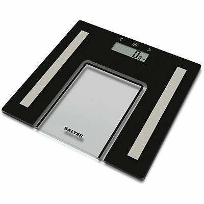 Salter Glass Analyser Scales - Black From the Official Argos Shop on ebay