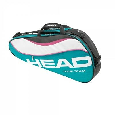 Head Tour Team 3R Pro Tennis Bag Holds Up To 3 Racquets