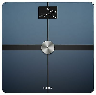 Nokia Body + Analyser Scale - Black From the Official Argos Shop on ebay