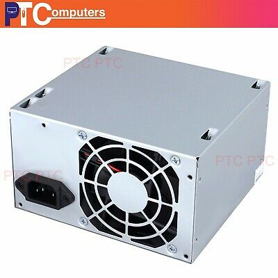 500W ATX Power Supply (4+4pins) P4 AMD 24&20pin/3x SATA/3x Molex/1x FDD
