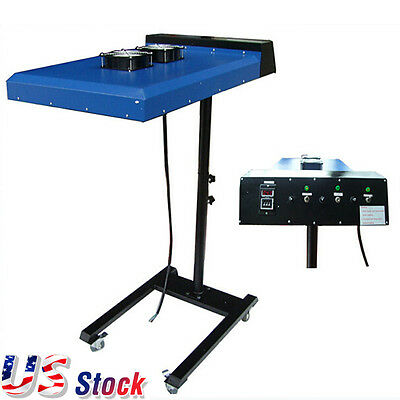 "US Stock-6000W 20"" x 24"" Automatic IR Flash Dryer + Sensor for Screen Printing"