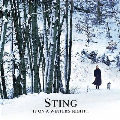 If on a Winter's Night... [Digipak] by Sting, Sting (The Police) (CD,...