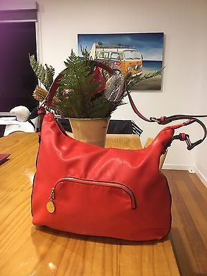Nice Red Shoulder Bag By Autograph