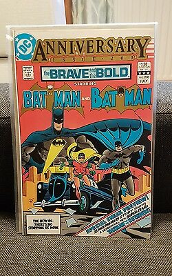 The Brave and the Bold 200 1st Katanna