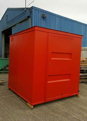 Demountable Container / High security sheds / stores