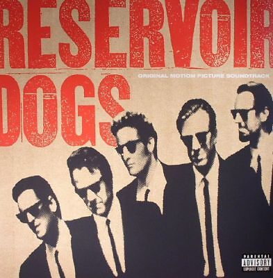 VARIOUS - Reservoir Dogs (Soundtrack) - Vinyl (LP)
