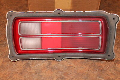 73 Plymouth Duster tail light taillight light  Original in chryco box