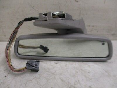 Mercedes-Benz S-Class W220 - Rear View Mirror In Grey - P.n. A2208110007