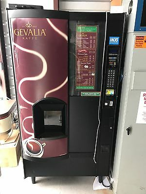 Coffee Vending Machine - CRANE National 673 - Unable to fully test - Sold AS-IS