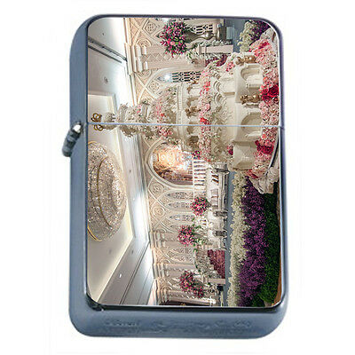 Wedding Cake D5 Windproof Dual Flame Torch Lighter Refillable