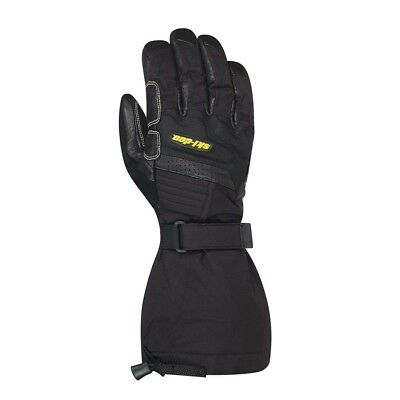 2018 Ski-Doo Backcountry Gloves - Black